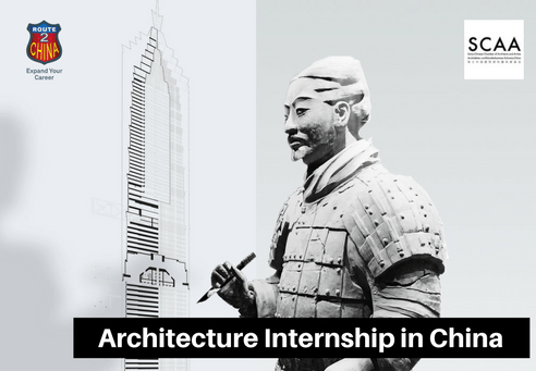 Route2China - Architecture Internship in China