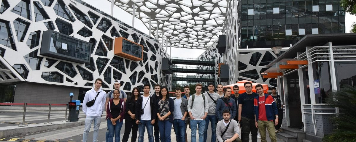 15 Students from China Explore Zurich